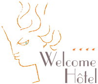 logo welcome hotel png